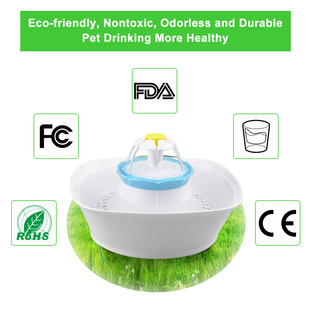 Cats Feeding & Watering Accessories Automatic Cat Water Fountain -2,3L  My Pet World Store