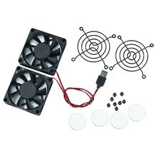 Fan Cooler Cooling-Fan Router for A-SUS R8000/AC5300 Usb-Power-Supply 1set