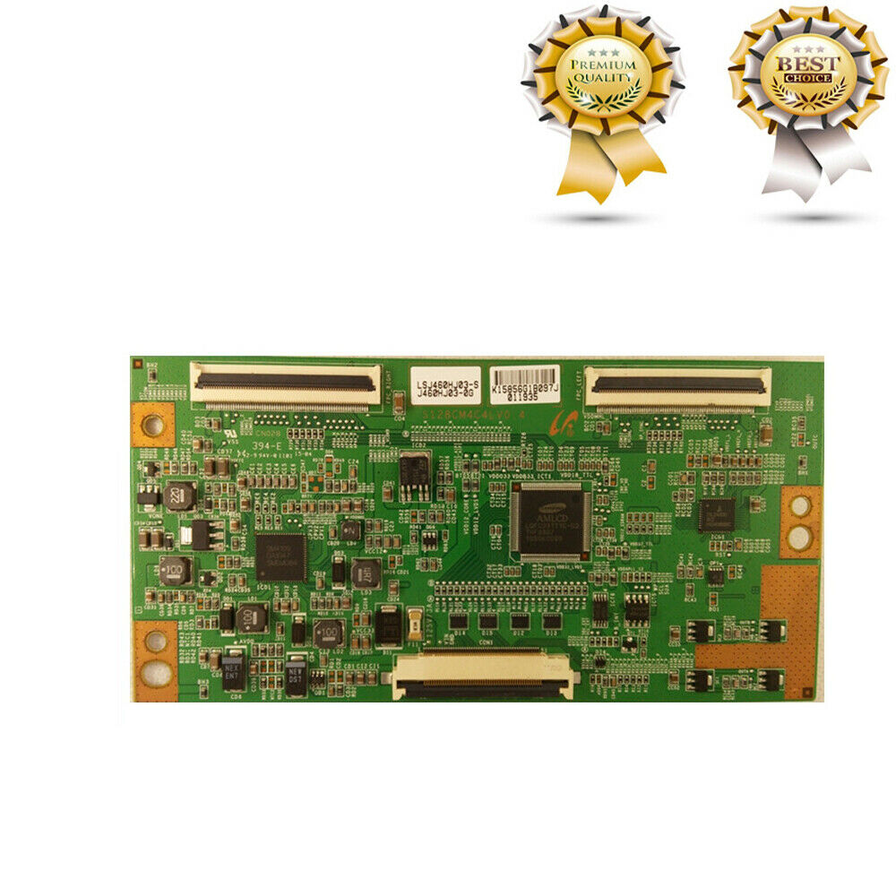 Samsungs 16584B S128CM4C4LV0.4 T-con Board for LN46D630M3FXZA
