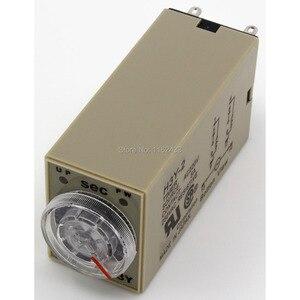 Реле времени H3Y серии H3Y-2 AC 220 V, таймер 30s 60s 30min 60min