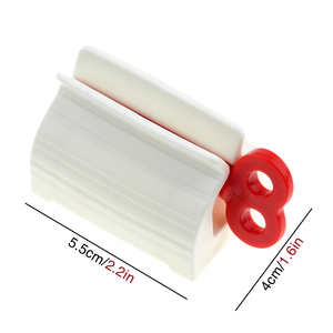 Image 1 - Dentifrice multifonction, presse de nettoyage du visage, Clip de dentifrice manuel, fournitures de nettoyage pour dentifrice, presse compagnon