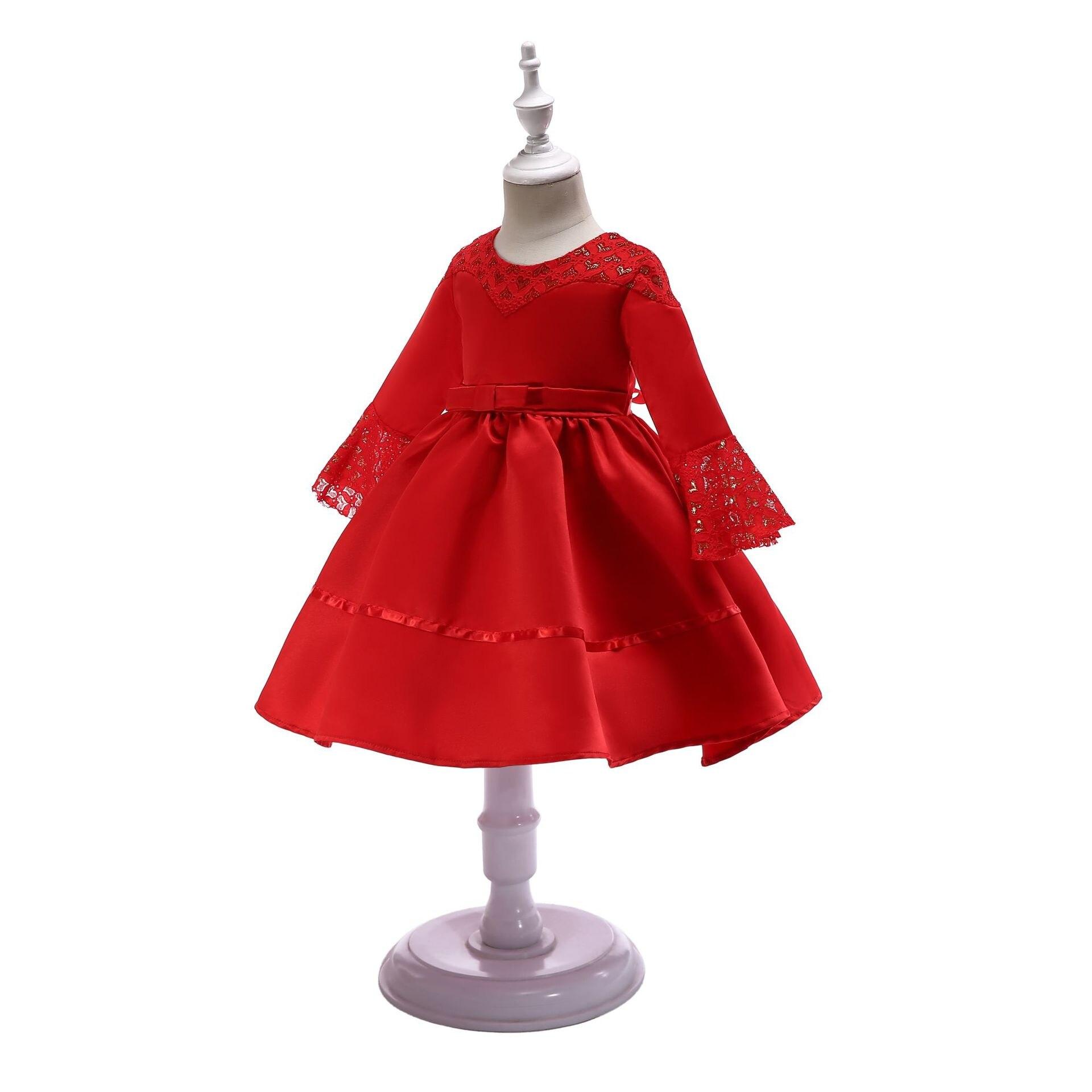 New Style Children Shirt CHILDREN'S Dress Half-sleeve Shirt Lace GIRL'S Princess Dress Women's Children Shirt