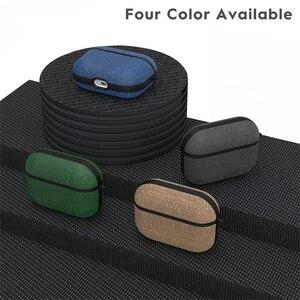 Image 4 - Bluetooth Oortelefoon Case Voor Airpods Pro Doek Patroon Anti Verloren Antislip Beschermende Cover Voor Air Pods 3 draadloze Headset Gevallen
