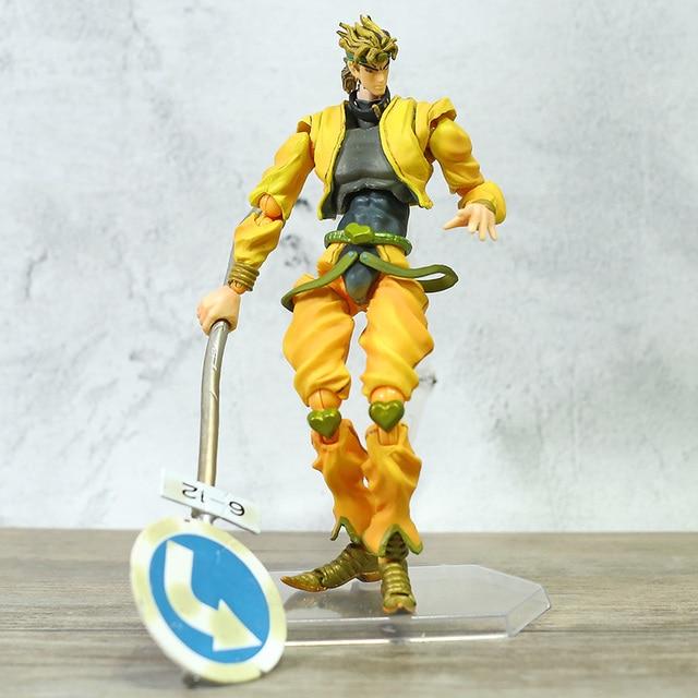 Medicos Super Action Statue JoJo's Bizarre Adventure Dio Brando The World PVC Action Figure Model Statue Toys