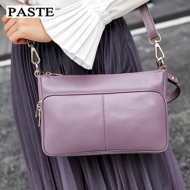 New Leather Female Shoulder Bag Leisure Multifunctional 0170