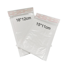 10 Pieces Of Different Specifications White Bag Foam Envelope Foam Foil Office Packaging Envelope Moistureproof Vibration Bag