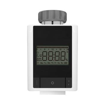 Zawór temperatury zawór chłodnicy programowalny termostat zawór regulacyjny temperatury ZigBee 3 0 pilot aplikacji Tuya tanie i dobre opinie NONE CN (pochodzenie) Thermostat