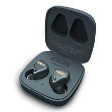 CCA CX4 TWS Bluetooth 5,0 1BA + 1DD Hybrid Fahrer Einheit HIFI Ohrhörer Drahtlose Sport Spiel Geräuschunterdrückung Kopfhörer mit Chip AAC