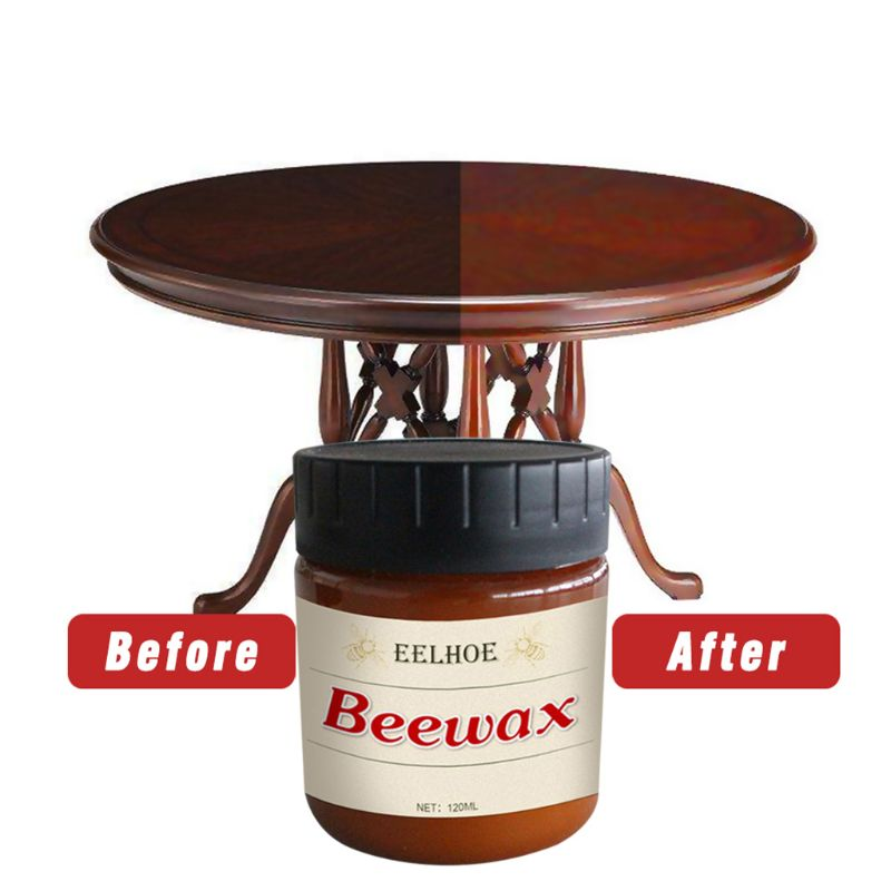 Wenini Natural Wood Seasoning Beeswax Complete Solution Furniture Care Beeswax Home Cleaning Cleaner And Protector Wax