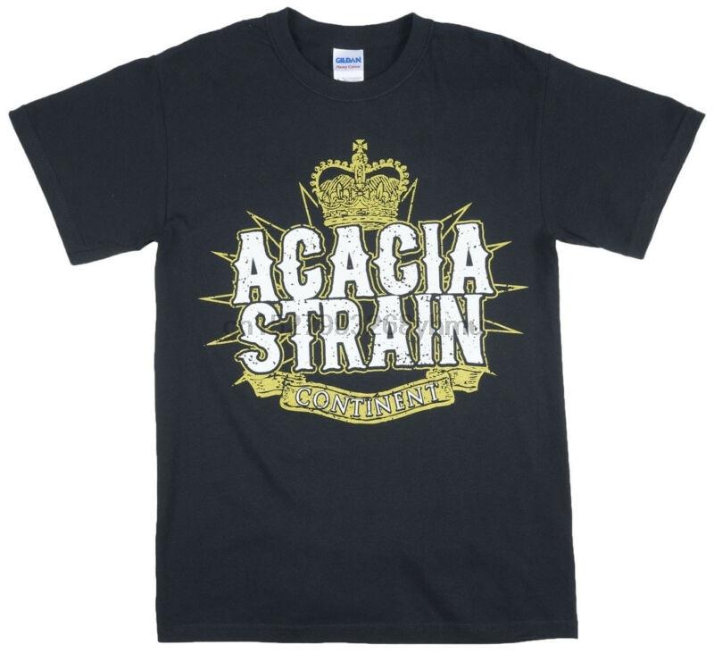 The Acacia Strain Band T-Shirt Mens Metalcore Black