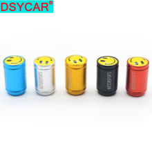Dsycar 4Pcs/lot Universal Car Moto Bike Tire Wheel Tyre Air Valve Stem Caps Dust covers Car Styling,universal valve caps цена