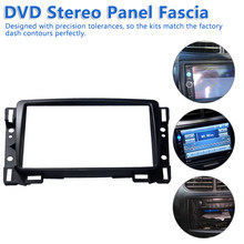 Car Radio Fascias DVD Stereo Panel Fascia Dash Mount Kits Refit installation Trim Frame Bezel for Chevrolet Sail(China)