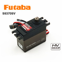Original Futaba S9370SV S.Bus2 High-Voltage High Torque Digital Servo for RC Car/Boat 100% original power hd digital servo hd 1235mg high voltage 40kg for 1 5 car can work for futaba jr free shipping