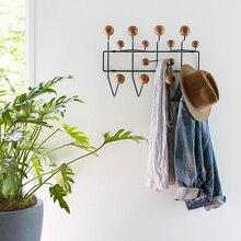 Coat Hanger Ball-Rack Furniture Metal-Bag for Milti-Purpose-Hook Gift Multicolor Kid