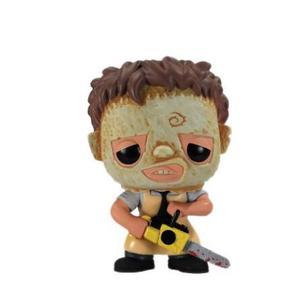 Image 2 - Funko POP Texas Massacre à la tronçonneuse: figurine en vinyle en cuir figurines jouets cadeaux