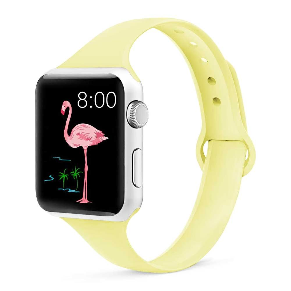 Strap For Apple Watch Band 38mm 42mm 40mm 44mm Sports Silicone IWatch Series 4 3 2 Watchband Bracelet Apple Watch 4 Accessories