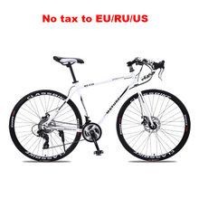 21 27and 30 speed road bike 700c aluminum road bike double disc sand road bike ultra light bike adult bicycle cheap kaimarte Aluminum Alloy Unisex 21 Speed 15kg 120kg 16kg Spring Fork (Low Gear Non-damping) Double Disc Brake 160-180cm 170cm