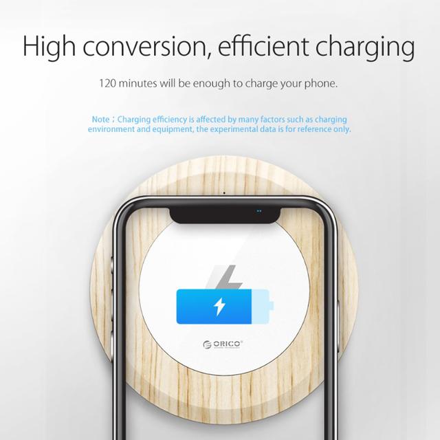 Wireless Quick Phone Charging Pad