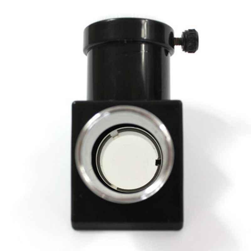 1.25 cala 90 stopni przekątna lustro Adapter wygodna orientacja widzenia dla refraktora teleskopy astronomiczne