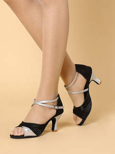 DIPLIP Heeled Dance-Shoes Salsa Ballroom Latin Women Tango Girls for Hot-Sales Brand-New