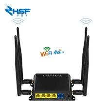 300 Мбит/с 6 4g Роутер lte роутер wi fi промышленного класса