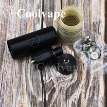 Coolvape das ding rda bf składany atomizer do drippowania rda 22mm średnica vs apokalipsa GEN 25 RDA tanie tanio Ulton Metal Wymienne