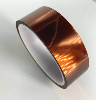 Kapton tape 30mm 100ft BGA high temperature heat resistant polyimide gold adhesive tape for electronic industry 18mm high temperature resistant kapton tape