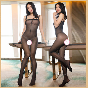 Novelty Sexy  & Special Use Sexy Clothing Sexy Underwear Exotic Apparel Jumpsuit Full Body Stockings& Bodysuits Adult Game