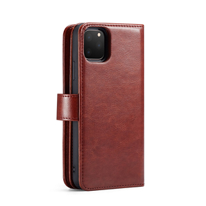 Image 3 - Haissky Detachable Flip Leather Case for iPhone 11 11 Pro Max X Xs Max XR SE 2020 8 7 6 6S Plus 5 5S Magnetic Wallet Phone Case