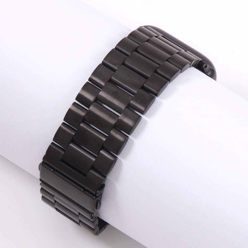 Band For Apple Watch6 5 4 3 2 1 42mm 38mm 40MM 44MM Metal Stainless Steel Watchband Bracelet Strap for iWatch Series Accessories 4