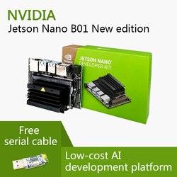 نفيديا جيتسون نانو المطور عدة A02 و B01 لينكس التجريبي مجلس AI مجلس التنمية منصة