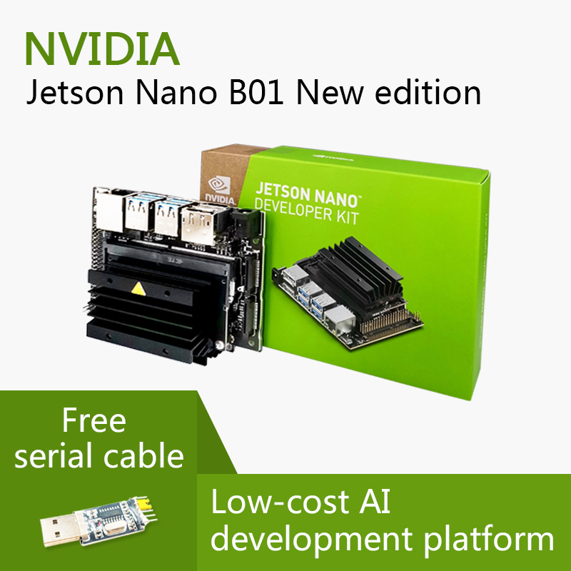 Nvidia Jetson Nano Developer Kit A02 & B01 Linux Demo Board AI Development Board Platform