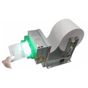 """Image 1 - Imprimante thermique pour kiosque structure tout en un 3 """", 80mm, ticket/ticket de caisse, pièces de rechange pour imprimante thermique M T532/personnalisée VKP80, alimentation 24V"""