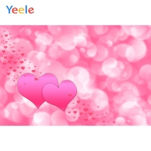 Yeele Wedding Ceremony Bokeh Love Light Decor Lover Photography Backdrops Personalized Photographic Backgrounds For Photo Studio