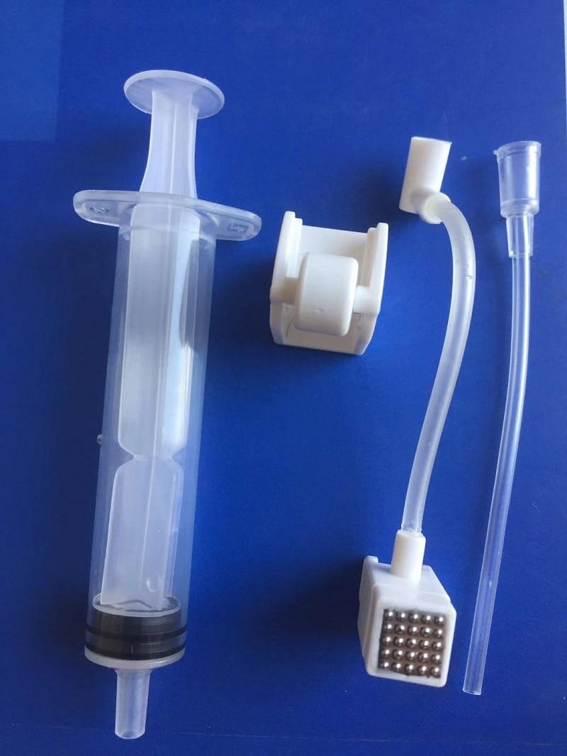 Needles Of Hydrofacial Vanadium Titanium Nano Water Light Gun