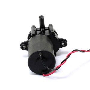 Мини-насос с зубчатой передачей 24 В, самовсасывающий водяной насос (0-100 градусов), коррозионно-стойкий ZC-A250
