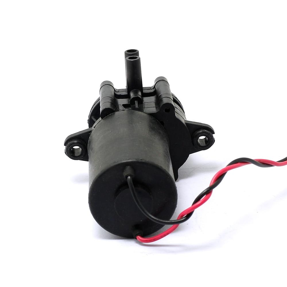 Mini 24V Gear Pump Self-Sucking Water Pump (0-100 Degrees) Corrosion-Resistant ZC-A250