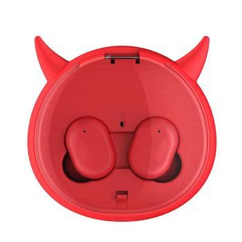 Piccolo Auricolare Bluetooth | I10Tws Abbastanza Leggero E Piccolo Binaurale Auricolare Senza Fili 5.0 In Auricolari Di Sport Mini Cartone Animato