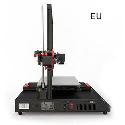 Anet ET4 3D drukarki automatycznego poziomowania DIY wszystko w całości z metalu Fram z 2.8 Cal kolorowy ekran dotykowy i wznowić funkcję drukowania