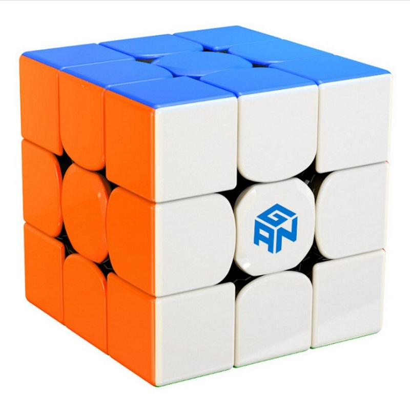 New Original Ganspuzzle Gan356R 3x3x3 Magic Speed Cube Stickerless Professional Gan 356R Puzzle Cubes Educational Toys For Child