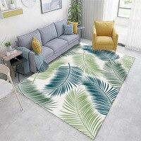Wiele rozmiarów geometryczny salon dywan powierzchnia mata podłogowa antypoślizgowy dywan dekoracyjny sypialnia studium dywaniki nowoczesne dywany mata kuchenna w Dywany od Dom i ogród na