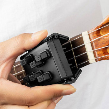 """23 """"Guitar Chords Beginner Teaching Aid Learning System Guitar Trainer Practice Acoustic Guitar Accessories Chord Buddy"""