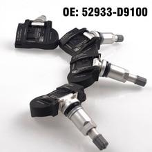 4X neue wasserdichte auto tpms Reifendruck Monitor Warnung System Sensor 433MHz Für kia Sportage QL 4 k7 kx5 kx3 Cadenza