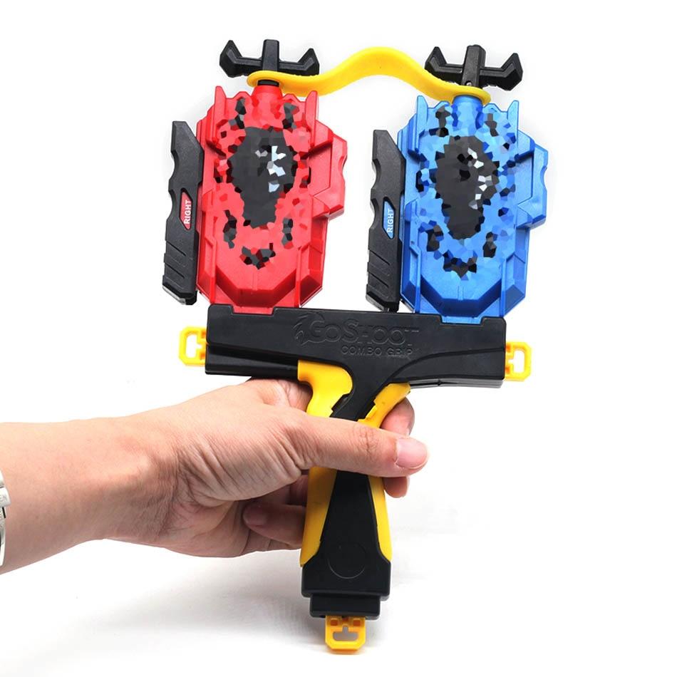 Новые игрушки Beyblade Burst, пусковое устройство и коробка для пусковых устройств с металлическим сплавом, Bayblade Bey Blade Blades, комбинированная игрушк...