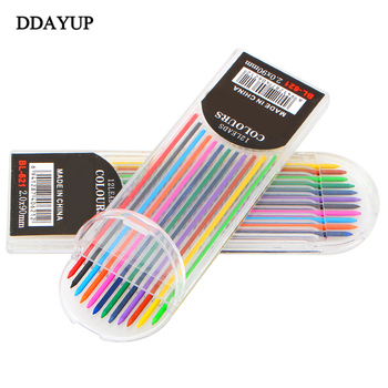 цена на Pastel Lead 2.0mm automatic Pencil lead Automatic pencil refill Draw sketch office School Writing Supplies Stationery