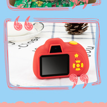 8 Million Pixels Kids Camera Video Camcorder Silicone Toy Anti Fall HD Digital E