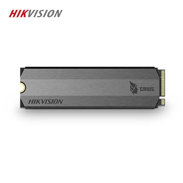 HIKVISION m.2 ssd 256gb 512gb 1tb 3D nand flash TLC NGFF PCIe Gen 3 NVMe 10 rok gwarancji czas dysk półprzewodnikowy dla komputerów stacjonarnych