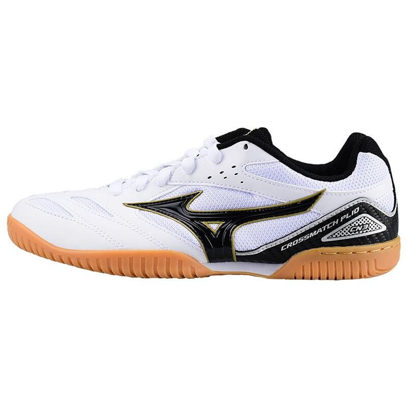 Оригинальная обувь Mizuno Cross Match Plio Cn для настольного тенниса для мужчин и женщин; обувь для тренировок в помещении; амортизирующая национальная команда; кроссовки - Цвет: 81GA183609