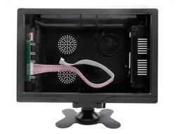 10,1-дюймовый 16:10 ЖК-дисплей экран 16:9 пластиковый чехол Корпус Дисплея кронштейн для Raspberry Pi драйвер платы ЖК s Рамка работы