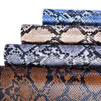 50*138 см искусственная кожа под змеиную кожу, искусственная кожа, ткань для изготовления сумок, сделай сам, украшение ручной работы